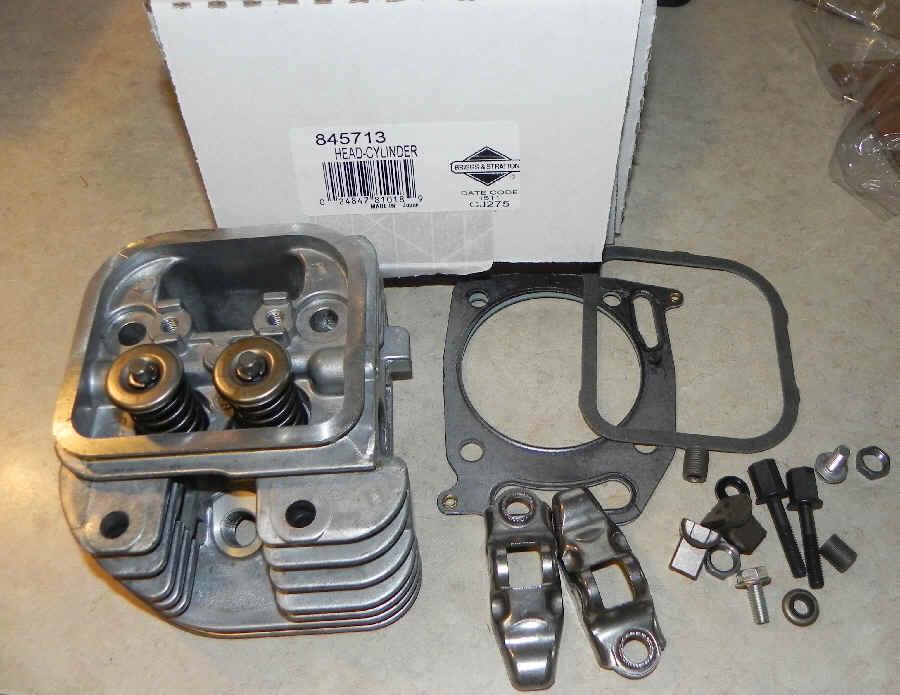 Briggs Stratton Cylinder Head Part No. 845713