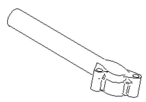 Briggs & Stratton Intake Manifold Part Number 794023