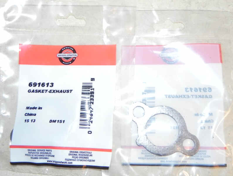 Briggs & Stratton Exhaust Gasket 691613