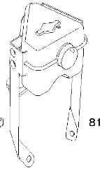 Briggs Stratton Muffler Part No. 594001