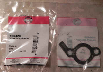 Briggs and Stratton Exhaust Gasket 806425