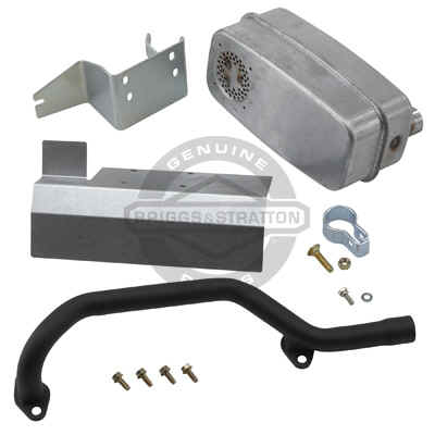 Briggs Stratton Muffler Part No. 807752