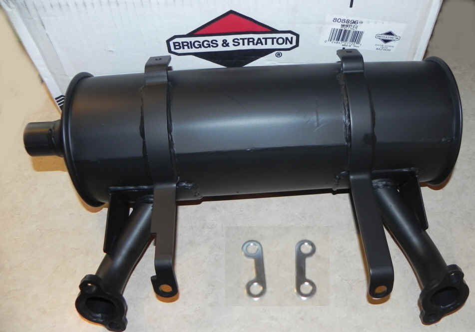 Briggs Stratton Muffler Part No. 808896