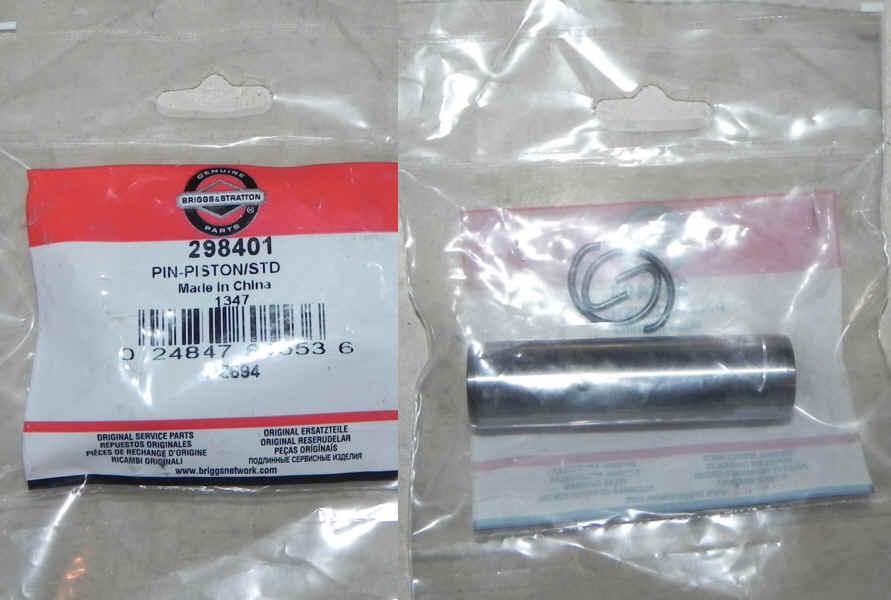 Briggs & Stratton Piston Pin 298401