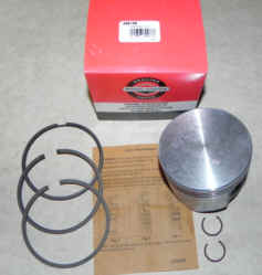 Briggs Stratton Piston Part No. 499180