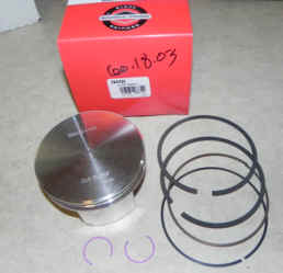Briggs Stratton Piston Part No. 594435