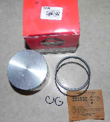Briggs Stratton Piston Part No. 792363 FKA 299087