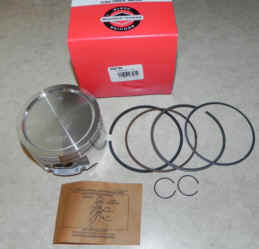 Briggs Stratton Piston Part No. 809790
