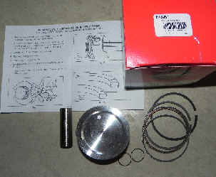Briggs Stratton Piston Part No. 807619 NKA 843951