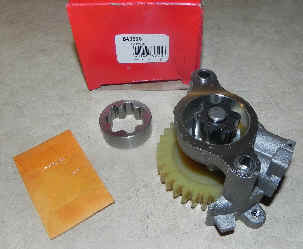 Briggs Stratton Oil Pump Part No. 843825