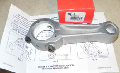 Briggs Stratton Connecting Rod Part No. 692419