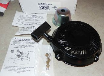 Briggs Rewind Starter Part No 591301