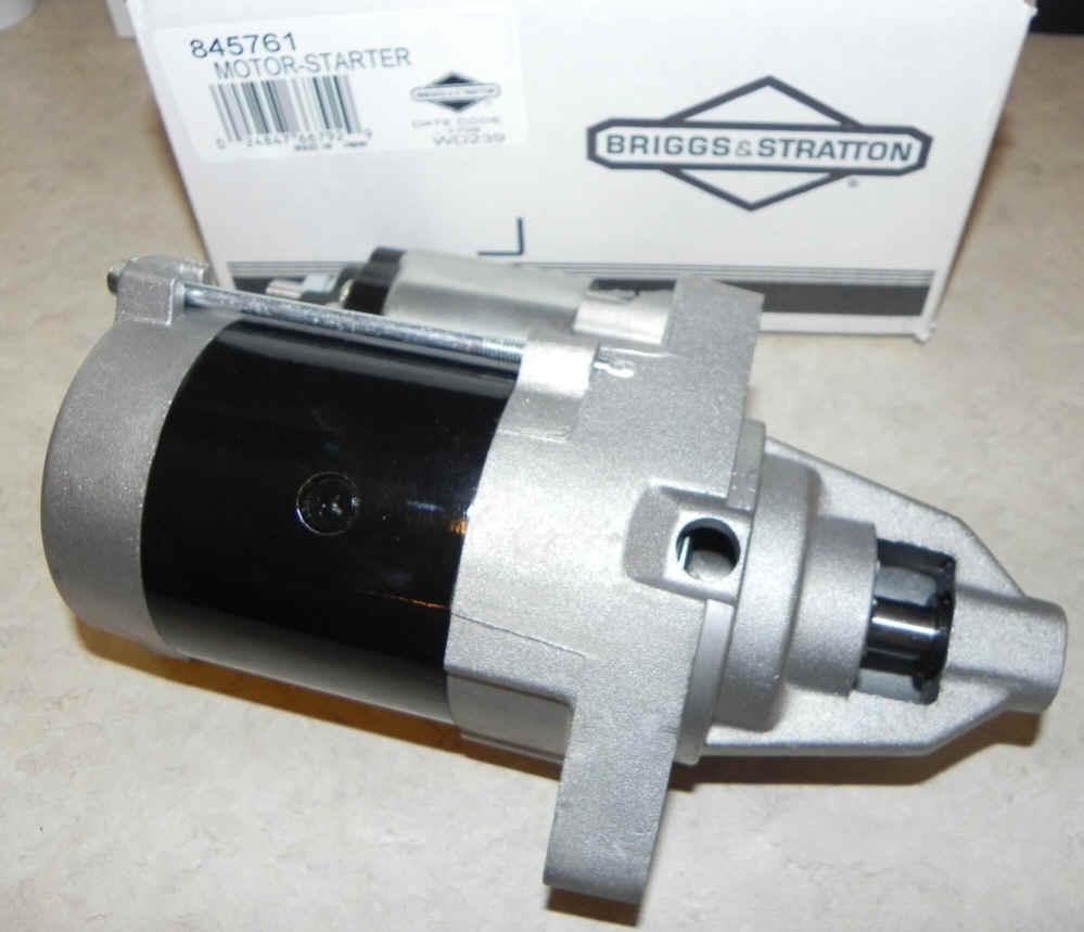 Briggs & Stratton Electric Starter Part No 845761