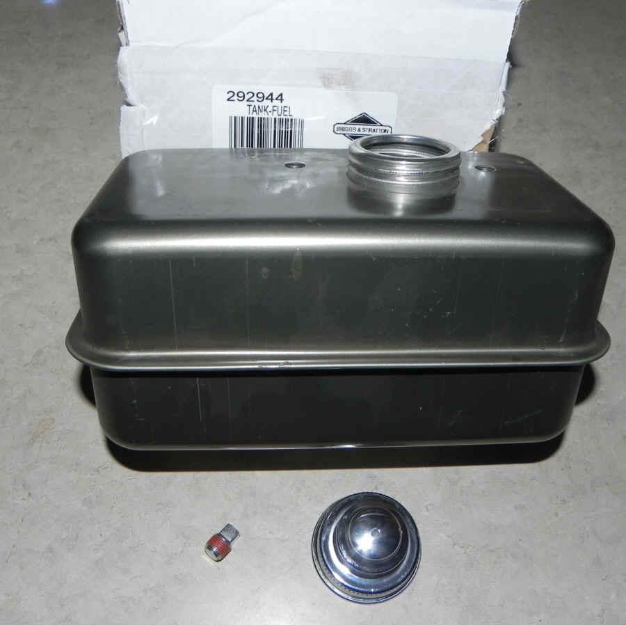 Briggs Stratton Fuel Tank Part No 292944