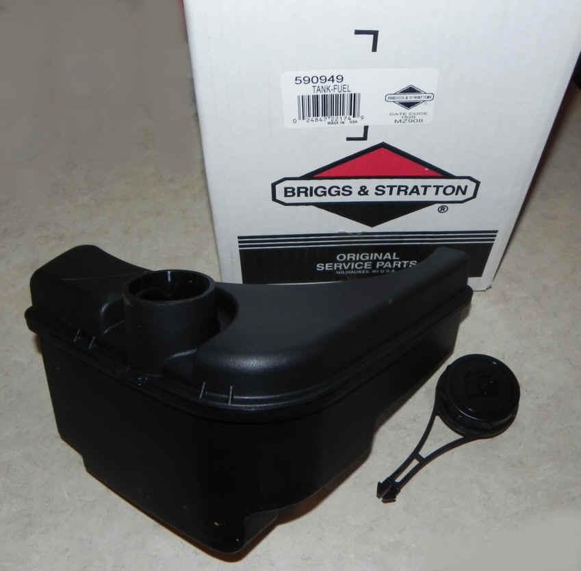Briggs Stratton Fuel Tank Part No 590949