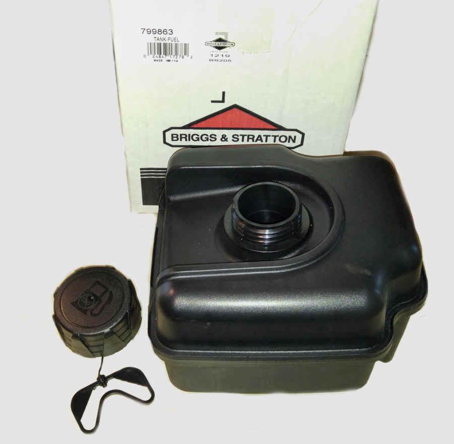 Briggs Stratton Fuel Tank Part No 799863