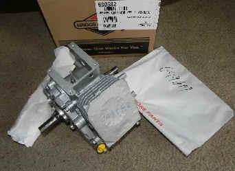 Briggs & Stratton Short Block - Part No. 693782 NKA 699582