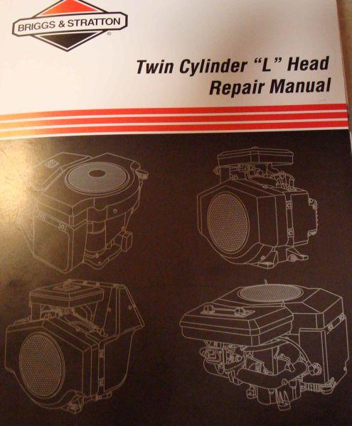 Briggs Repair Manual Part No 271172