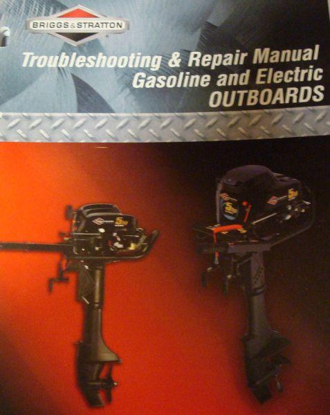 Briggs Repair Manual Part No 275110