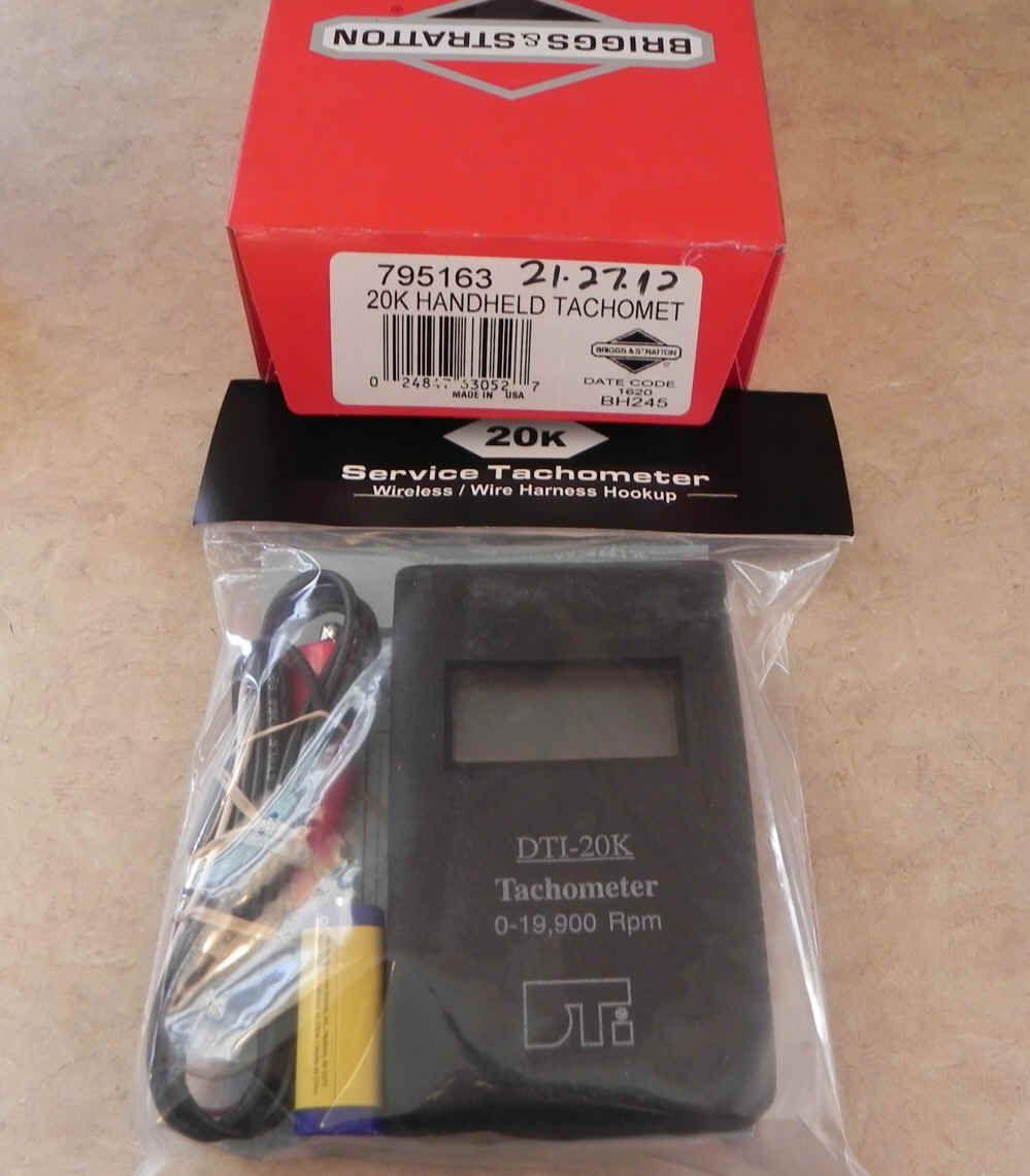 795163 Hand Held Tiny-Tach Diagnostic Tool