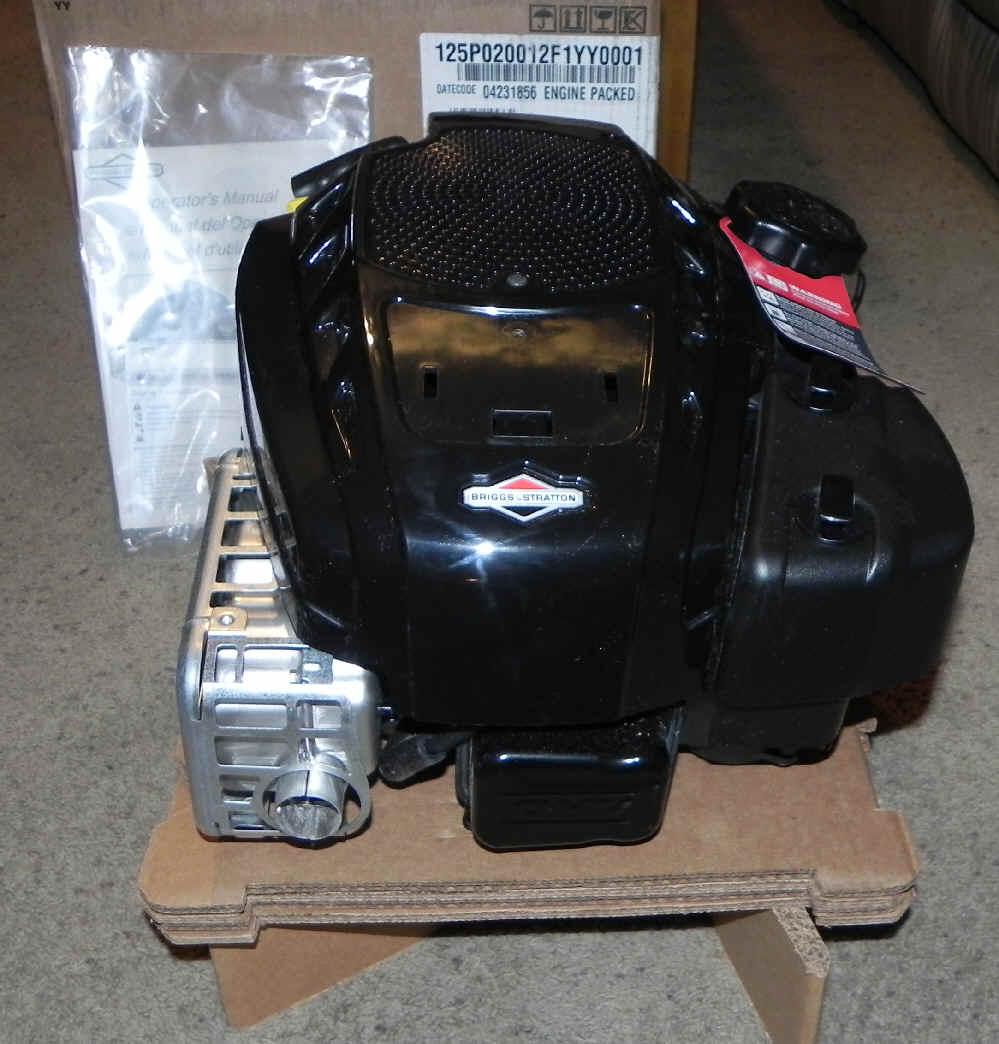 Briggs & Stratton 125P02-0012-F1 850 Professional Series