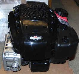 Briggs & Stratton 125P02-0004-F1 875 Professional Series