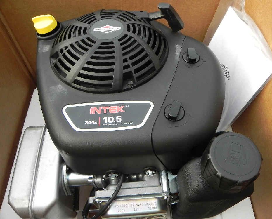 Briggs & Stratton 21R707-0079-F1 10.5 HP Intek OHV