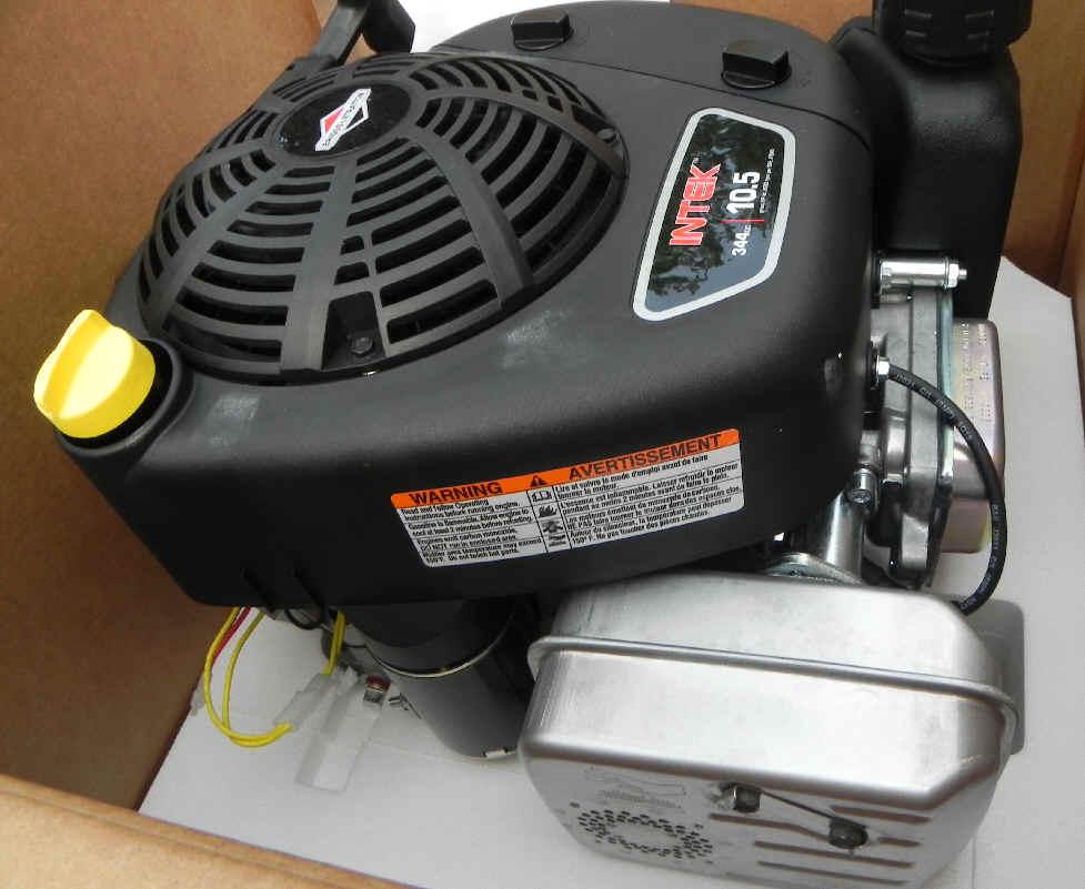 Briggs & Stratton Vertical Shaft Small Engines