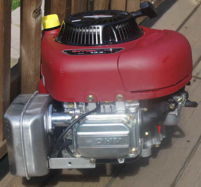 Briggs Amp Stratton Vertical Shaft Small Engines