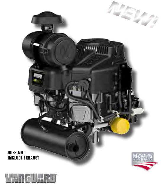 Briggs & Stratton 49E877-0005-G1 Vanguard EFI