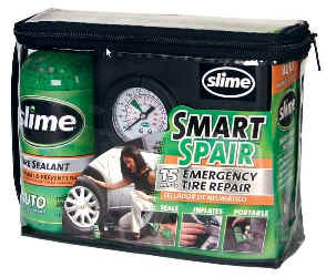 Slime 15 Minute Tire Repair Kit SSPDQ
