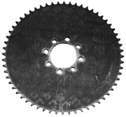 72 Tooth Sprocket 48-049