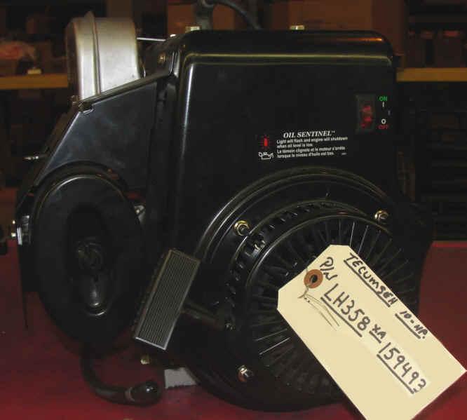 Tecumseh LH358XA-159493 10 HP - 910265F