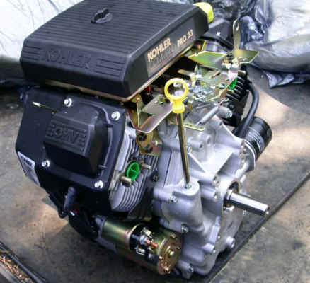 Kohler Ch680 3087 22 5 Hp Command Twin Cylinder