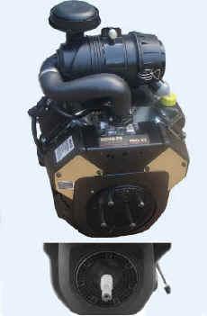 Kohler CH730-3213 23.5 HP CH730S Exmark ZTR