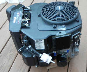 Kohler CV640-3039 fka CV20S-65594 20 HP DIXIE CHOPPER - SILVER EAGLE - ZTR