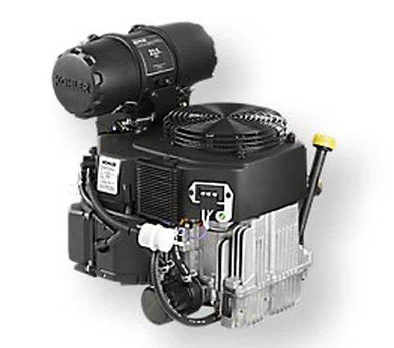 Kohler CV730-0014 23.5 HP DIXIE CHOPPER - MAGIC CIRCLE ZTR