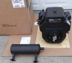 Kohler CH640-3149 20.5 HP Command Twin Cylinder