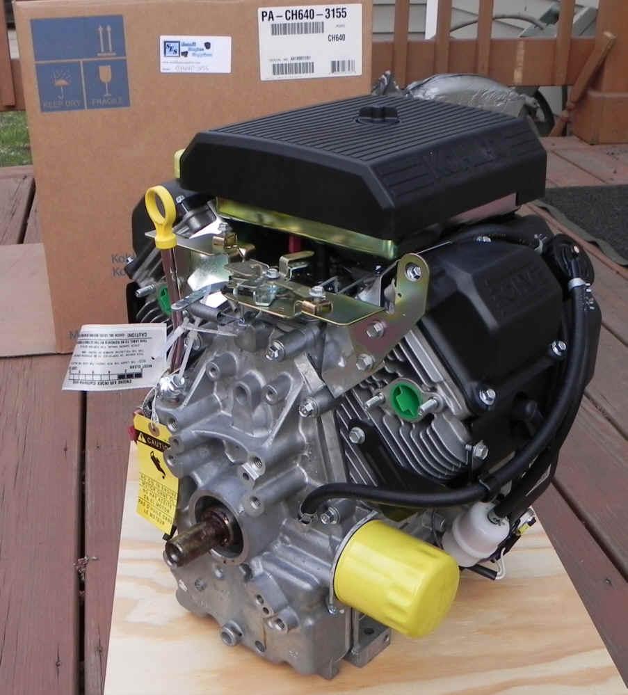 Kohler CH640-3155 20.5 HP CH20S TORO - DINGO SKID STEER LD