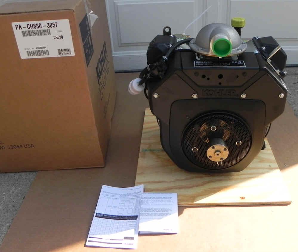 Kohler CH680-3127 22.5 HP WALKER - ZTR