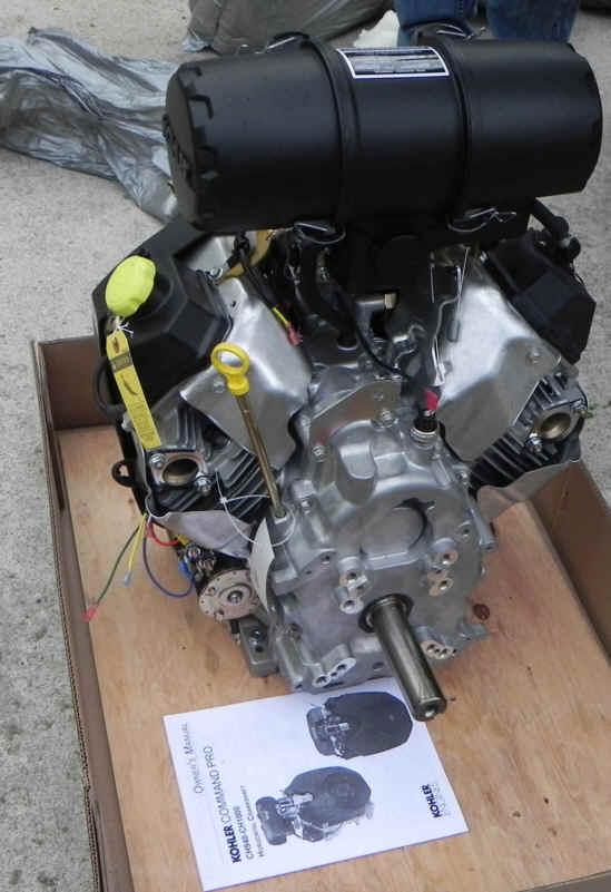 Kohler Horizontal Shaft Small Engines