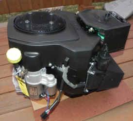 Kohler Vertical Shaft Small Engines