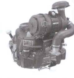 Kohler CV740-3126 25 HP HUSQVARNA TURF CARE - ZTR