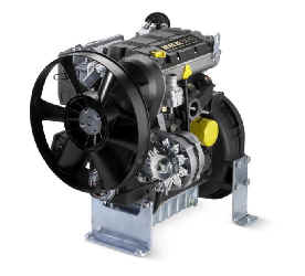 Kohler Diesel KDW1003-1001B Liquid Cooled Engine