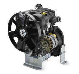 Kohler Diesel KDW702-1001A Liquid Cooled Engine