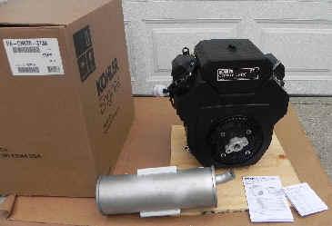 Kohler CH620-3130 E3 MORIDGE - ZTR