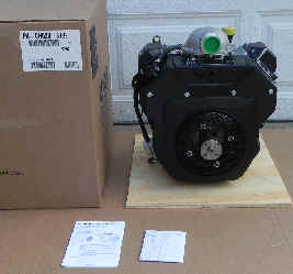 Kohler CH620-3132 18 HP Command Twin Cylinder