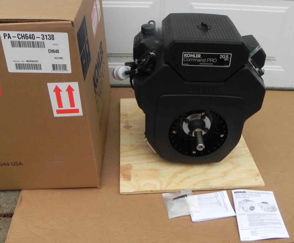 Kohler CH640-3138 20.5 HP Makelim - Pro Chem