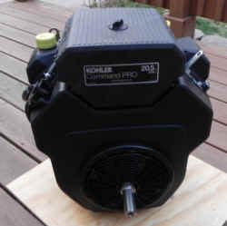 Kohler CH640-3154 FKA CH640-3019 20.5 HP CH640S TORO DINGO TX SKID STEER