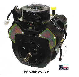 Kohler CH640-3159 20.5 HP Command Twin Cylinder